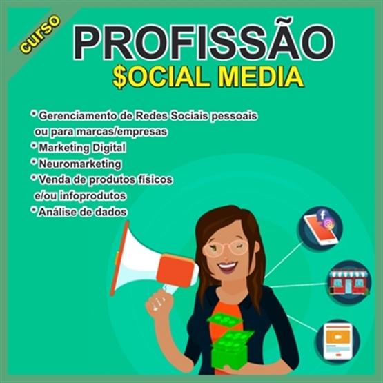 Curso Seja um Social Media