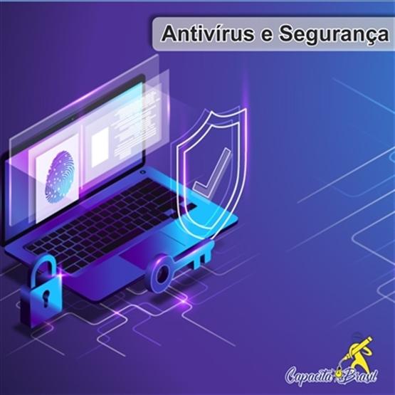 Antivírus e segurança