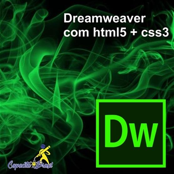 Dreamweaver com HTML5 + CSS3
