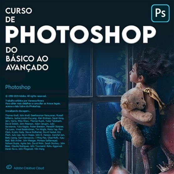 Photoshop 2020 - Básico ao avançado